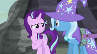 Starlight --replaced them with equal signs-- S6E25