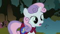 Sweetie Belle 'I heard something and that wasn't a chicken!' S1E17.png