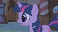 Twilight -she's a zebra- S1E09