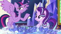 "Twilight Sparkle ""he was a genius"" S7E25"