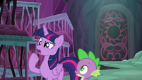 Twilight Sparkle -is everypony ready-- S8E26