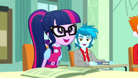 Twilight happy to be in charge of class SS8