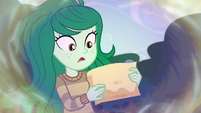 Wallflower discovers the Memory Stone EGFF