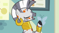 Zecora -who never would fail- S7E20