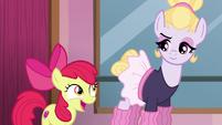 Apple Bloom --sounds an awful lot like friendship-- S6E4