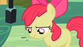 Apple Bloom thinking of a name S2E6.png