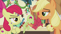 "Applejack ""'fraid so!"" S5E20"