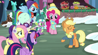"Applejack ""it didn't make sense to buy"" MLPBGE"