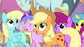 Applejack 'You sure did come on the right day' S4E12.png