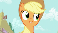 Applejack --you're right-- S6E10