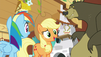 Applejack -I actually know a filly- S7E5