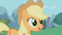 Applejack -I completely understand- S1E04