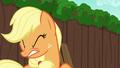 Applejack clenching her eyes shut S6E14.png