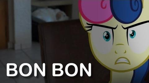 Bon Bon (MLP in real life)