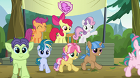 Crusaders and foals welcome Rumble to day camp S7E21