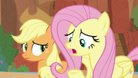 "Fluttershy ""what foal's-breath looks like?!"" S8E23"