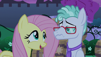 "Fluttershy ""you're doing an excellent job"" S9E17"