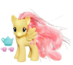 Fluttershy Crystal Empire Playful Pony toy
