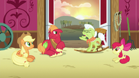 Granny Smith --everypony quit your lollygaggery-- S6E23