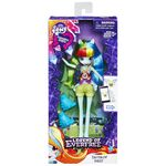 Legend of Everfree Geometric Assortment Rainbow Dash doll packaging