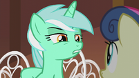 Lyra -you know those expensive imported oats- S5E9