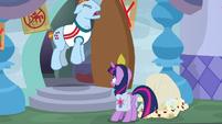 "Meathead Pony ""change her address!"" S9E5"