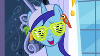 Minuette -invited her out a few times after that- S5E12