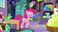 "Pinkie Pie ""you make a good point"" S7E23"
