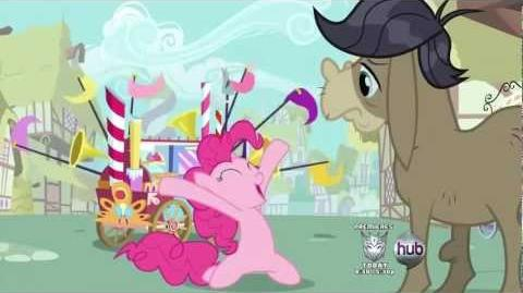 Pinkie Pie - Welcome Song