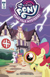 Ponyville Mysteries issue 1 cover B