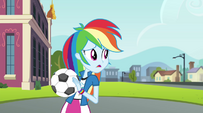 "Rainbow Dash ""No offense"" EG2"