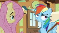 "Rainbow Dash ""you couldn't let Zephyr"" S6E11"