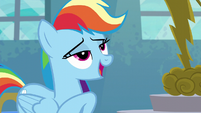 Rainbow Dash --Forthright Filly-- S6E7
