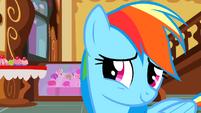 Rainbow blush S01E23