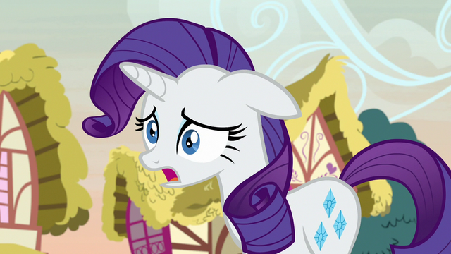 """File:Rarity """"achieve the best designs possible"""" S7E9.png"""
