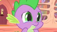 S01E24 Spike ma łzy w oczach