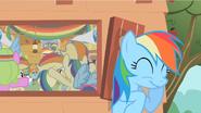 S02E08 Rainbow Dash chichocze