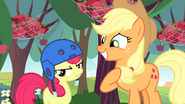 S04E17 Apple Bloom w kasku