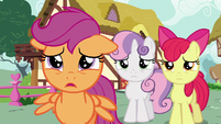 Scootaloo --this is just awful-- S6E19