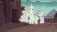 """Spike """"that doesn't sound anything like"""" S7E1"""