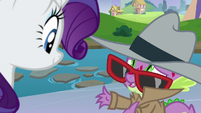 Spike -giving tours of the school!- S8E11