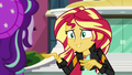 "Sunset Shimmer ""those are feet"" EGS3.png"