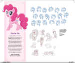The Art of MLP The Movie page 14 - Pinkie Pie concept art