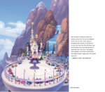 The Art of MLP The Movie page 40 - Canterlot artwork