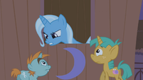 Trixie doesn't want to be disturbed S1E06