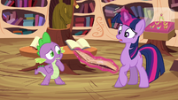Twilight -there IS no counter spell- S03E13