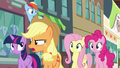 """AJ """"If it's supposed to be the most fashionable block of shops"""" S6E9.png"""