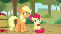 "Apple Bloom ""get 'em done twice as fast"" S9E10"