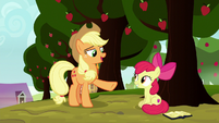 "Applejack ""if it's learnin' you want"" S8E12"