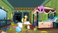 Applejack 'Your cousin is supposed to sleep in here' S3E4.png